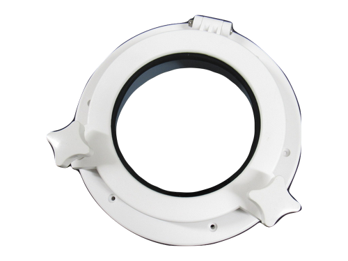 Boat Porthole With Tempered Glass 260MM X 210MM - Yacht Ship Port Hole Portlight Window